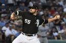 Injury news mixed for White Sox