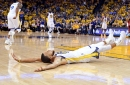 Warriors toy with, destroy Rockets 126-85