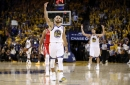 Stephen Curry comes alive to score 35 as Golden Warriors rout Houston Rockets in Game 3