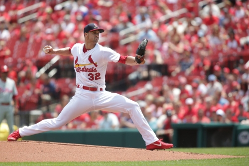 Flaherty dominates, strikes out 13 in showcase of youth for Cardinals