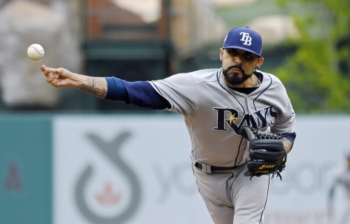 Rays journal: Pitching plan works, until Sergio Romo leaves in second inning