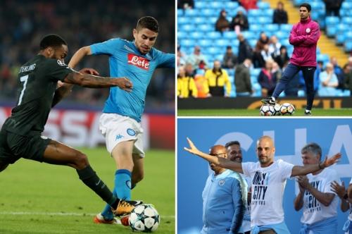 Man City transfer news LIVE Arteta updates and Jorginho latest