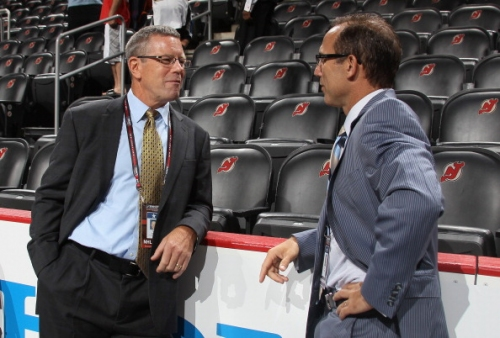 Report: Minnesota Wild Will Hire Paul Fenton as General Manager