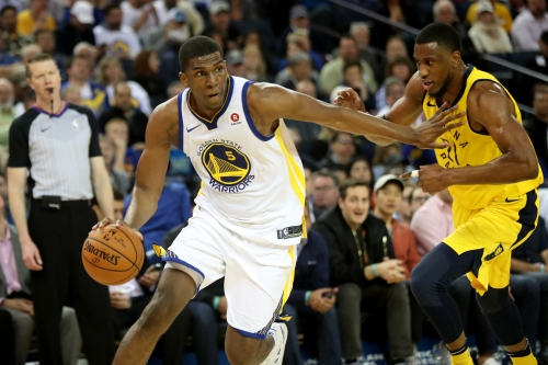 Why Warriors' big man Kevon Looney might play his way out of town
