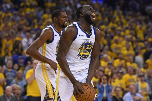 Annoyed Kevin Durant puts Charles Barkley in his place after Warriors win