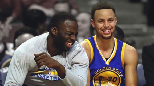 Draymond Green compares Stephen Curry's threes to others' dunks