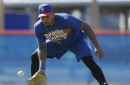 Mets explain this Dominic Smith outfield experiment