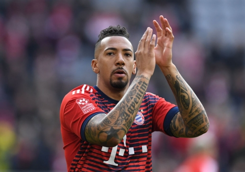 Jerome Boateng puts Manchester United and Chelsea on red alert by admitting he could leave Bayern Munich