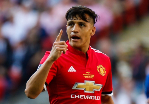 Paul Pogba blasted Alexis Sanchez during Manchester United's FA Cup final defeat to Chelsea