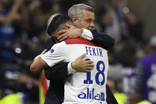 Tearful Nabil Fekir hints at Lyon farewell amid rumours he's primed to join Liverpool