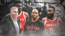 Mike D'Antoni thinks Rockets played 'soft' in Game 3