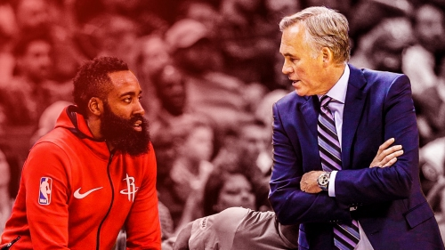 James Harden agrees with Mike D'Antoni's 'soft' comment on Rockets