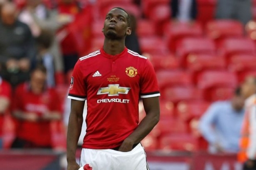 Paul Pogba speaks out on Manchester United future in transfer window