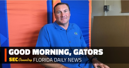 Dan Mullen and Gators create significant buzz after on-campus recruiting event
