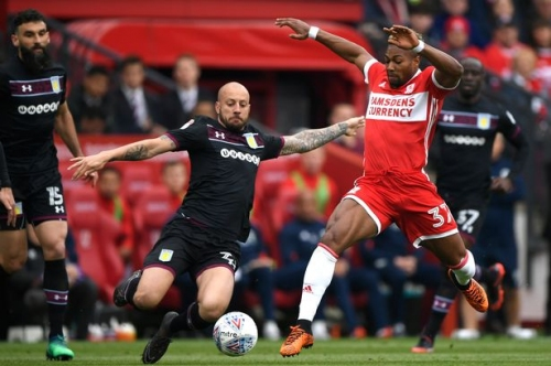'He rolls his sleeves up and works like a beast' - Aston Villa's Alan Hutton in the words of his bosses