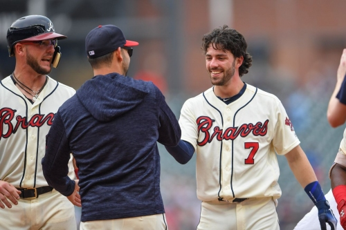 Braves News: Wild walk-off win, Bautista released and more