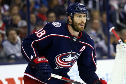 2017-18 Player Review: Boone Jenner