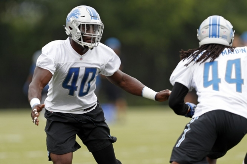 5 things to watch from Detroit Lions OTAs