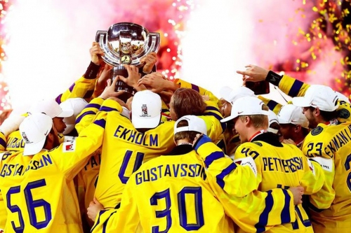 Monday Links: Sweden Wins IIHF Gold