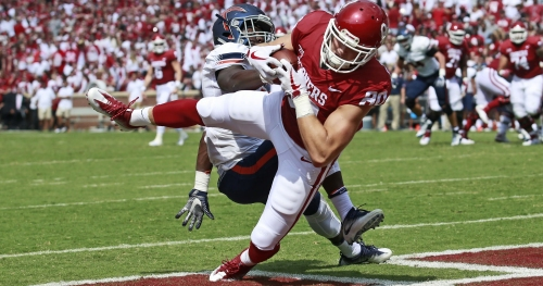 Oklahoma mailbag: Are 2-tight end sets in the Sooners' future?