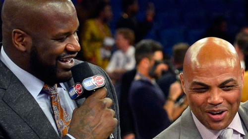 Shaquille O'Neal has savage clap back for Charles Barkley during Kevin Durant interview