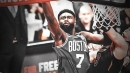 Jaylen Brown says he's embarrassed by Game 3 play