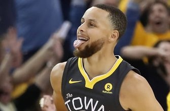 Chris Broussard details why Stephen Curry is the Warriors' focal point and not Kevin Durant