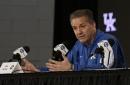 John Calipari shows support for legalizing sports gambling in Kentucky