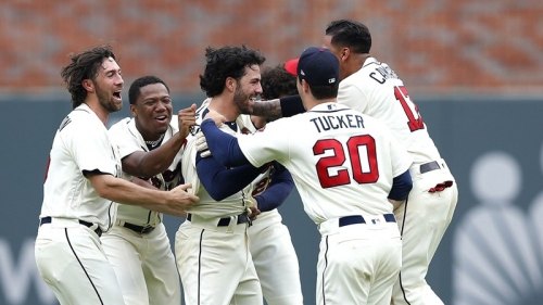 Braves rise six spots in ESPN's MLB Power Rankings