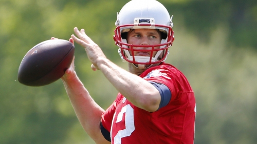 Tom Brady's OTAs Absence Strange, Notable Even If It Doesn't Matter