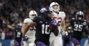 Every Big 12 football team's most recent win over a top-15 opponent