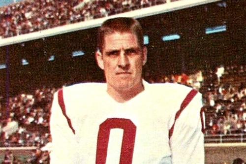 Redskins by the (Jersey) Numbers: #0 - Johnny Olszewski