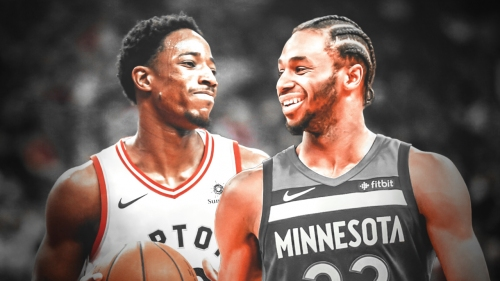 Timberwolves could explore Andrew Wiggins for DeMar DeRozan trade