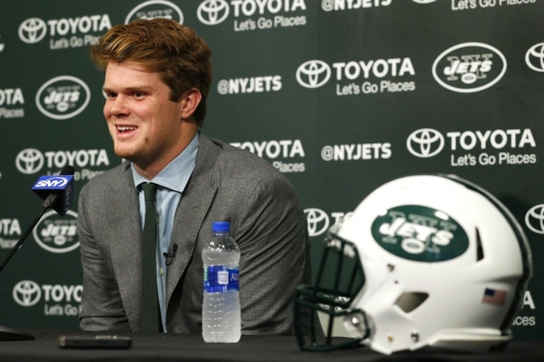 NY Jets podcast: Interview with Sam Darnold
