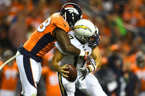 Shaq Barrett is heading into the most important season of his career with Broncos