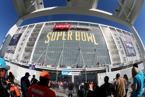 Levi's Stadium not yet in Super Bowl rotation but check back soon