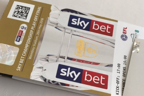 The extortionate amount Aston Villa fans are being charged for Wembley tickets