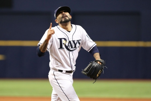 What did the Rays gain with The Opener?