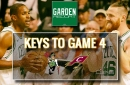Celtics Keys to Game 4: Showing Up Would Be a Start (video)