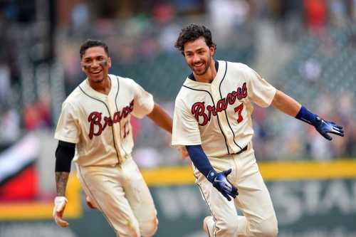 Braves Ride Momentum Into Philly To Start Road Trip