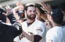 Brandon Belt takes home coveted honor after dominant week