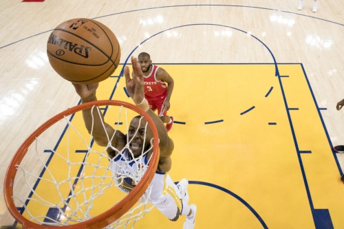 Andre Iguodala is questionable for Game 4