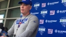 Giants coach Pat Shurmur talking about Eli Apple and a clean slate