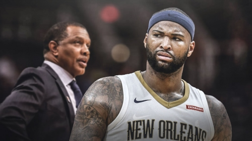 Alvin Gentry says New Orleans Pelicans want DeMarcus Cousins back