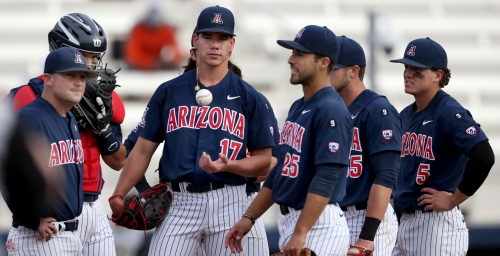 Arizona Wildcats pitcher Randy Labaut medically cleared, should be available for final series at Oregon
