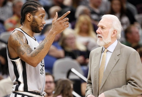 NBA Rumors: Spurs To Offer Kawhi Leonard Supermax Contract Extension, Hope To 'Mend Fences' And Avoid Trade