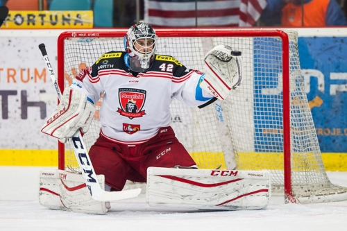 Red Wings Sign Free Agent Goaltender Patrik Rybar