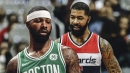 Celtics news: Marcus Morris receives some help from twin brother Markieff in studying films of LeBron James