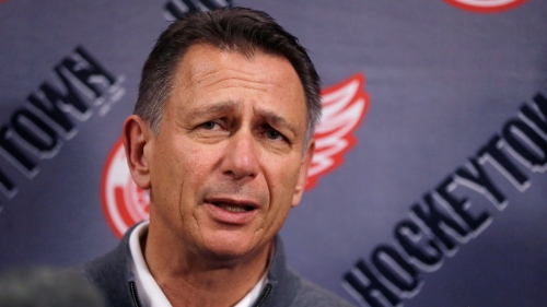 Red Wings sign goalie Patrik Rybar to entry-level contract