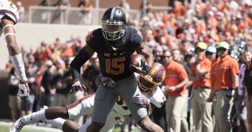 Former Oklahoma State WR Chris Lacy picked up by Detroit Lions